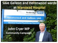Save Galleon & Heronwood Wards